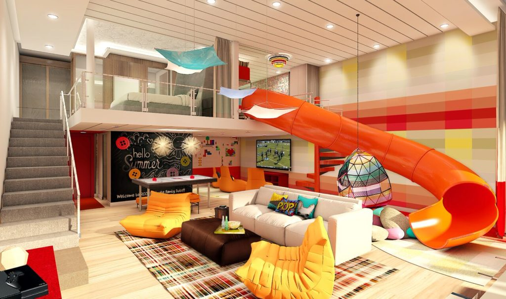 Royal Caribbean's Ultimate Family Suite