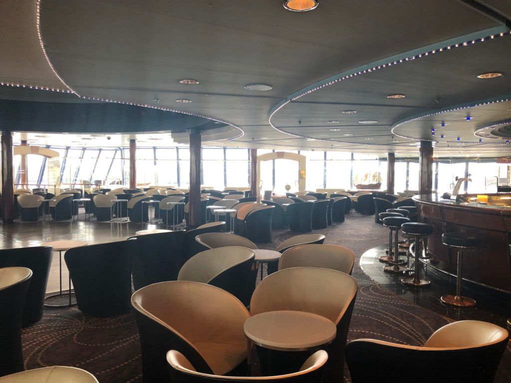 Galaxy of the Stars Observation Lounge