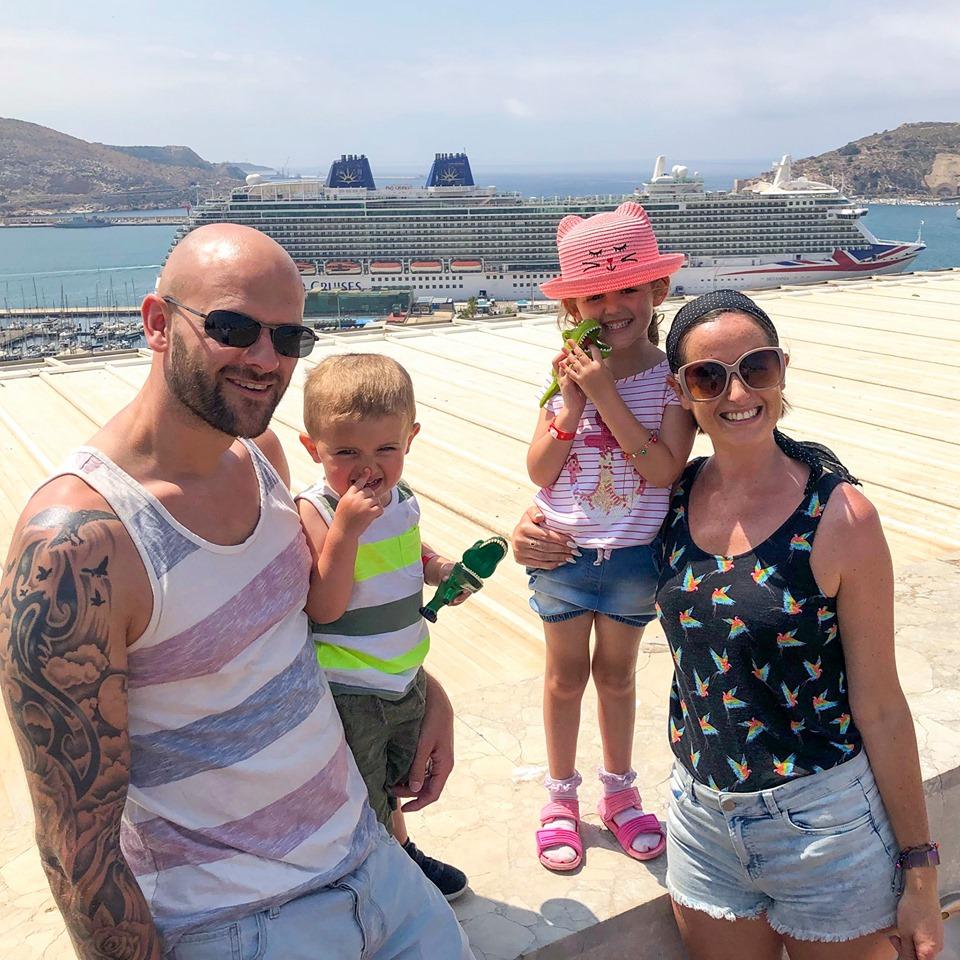 Orur family with Britannia