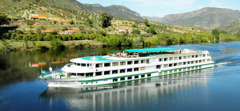 CroisiEurope ship on the Douro