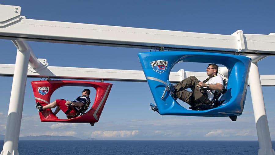 Carnival Cruise Line's SkyRide