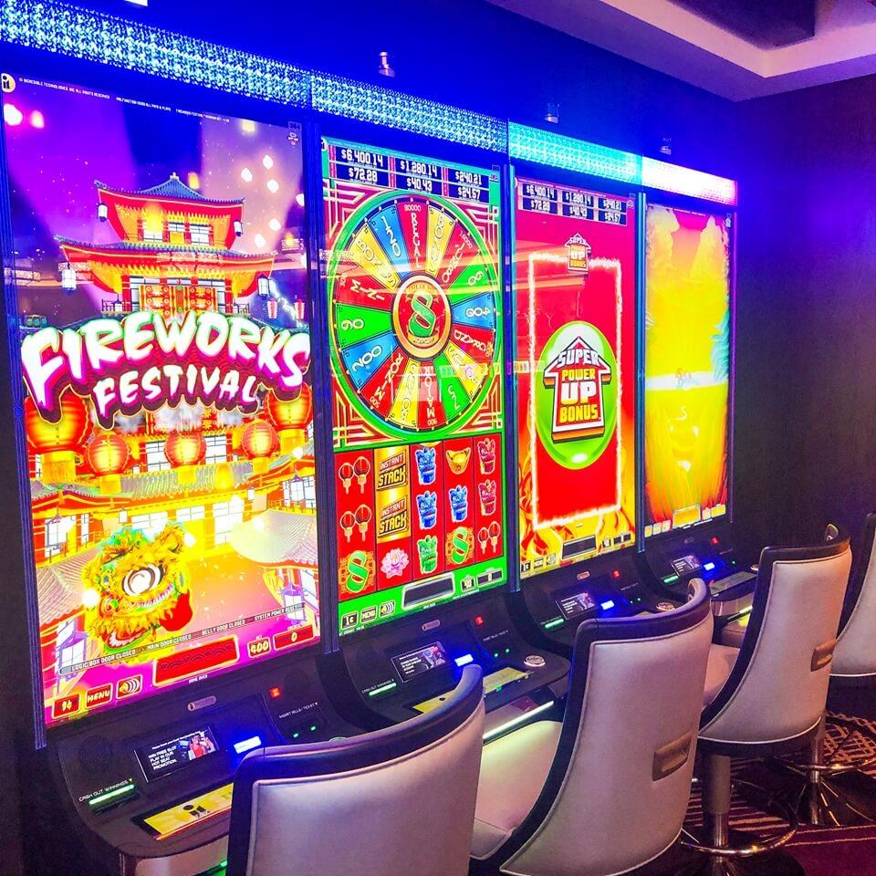 Casino on Norwegian Encore