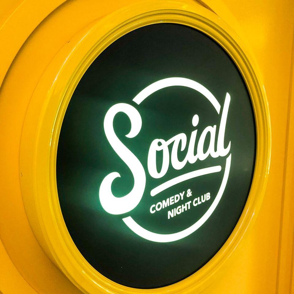 Social Comedy Club on Norwegian Encore