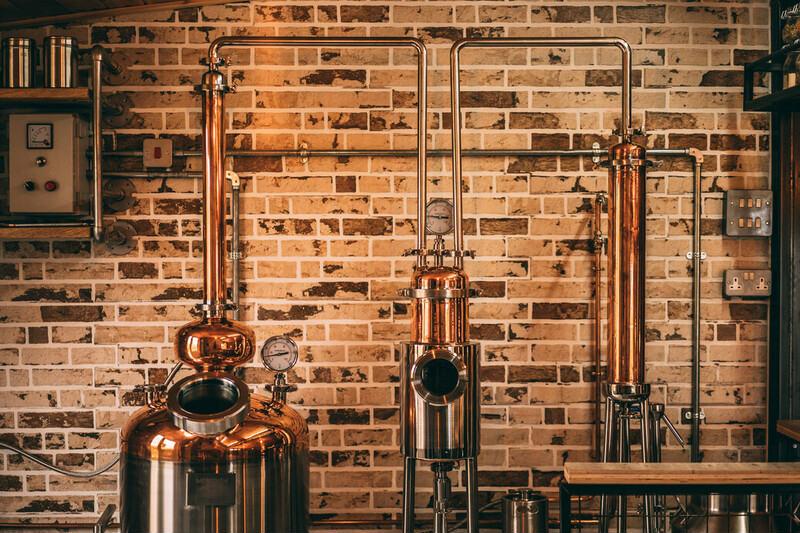 Iona gin distillery