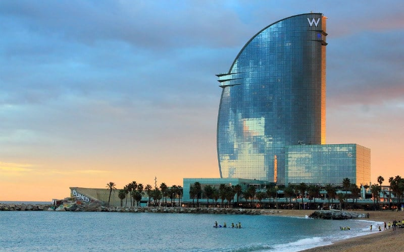 Best hotels near Barcelona cruise port