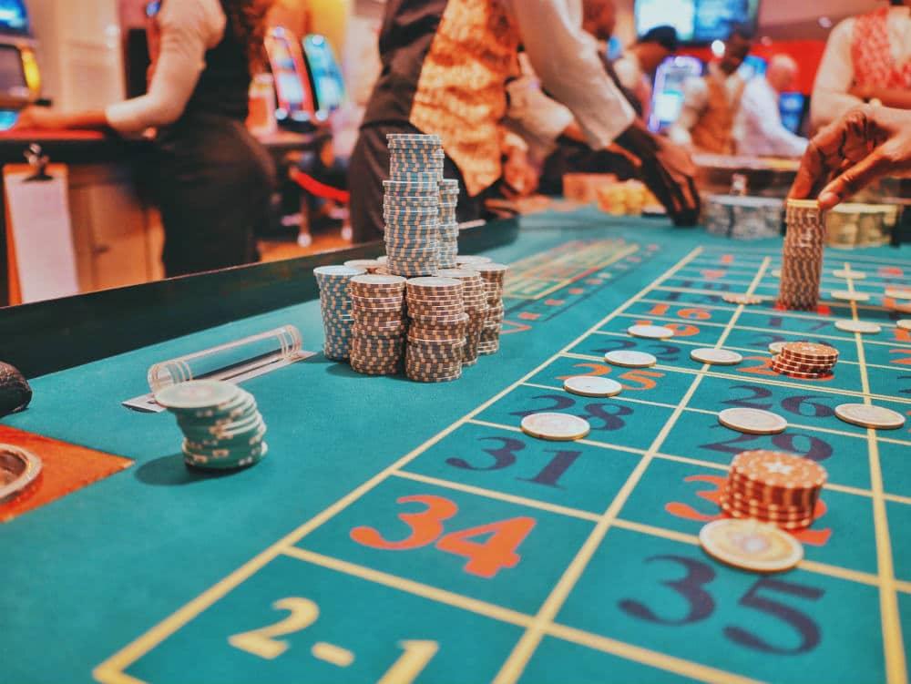 smoking in casino