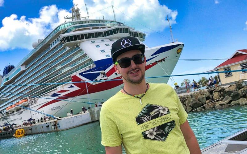 Danny in Antigua