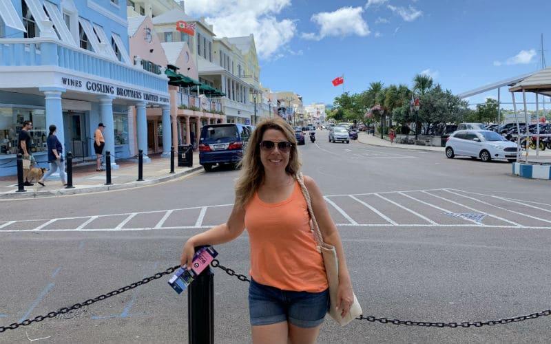 Ilana in Bermuda