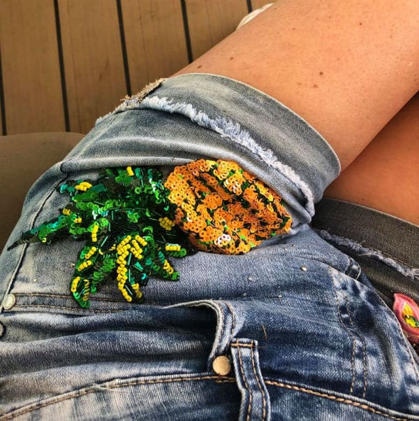 my pineapple shorts