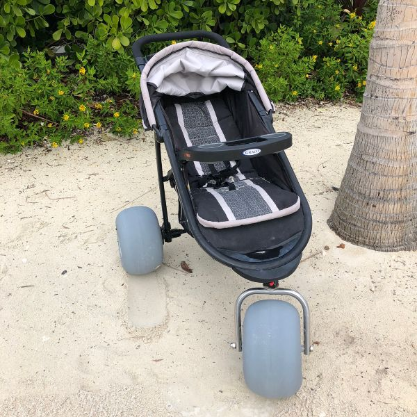 CocoCay pushchair hire