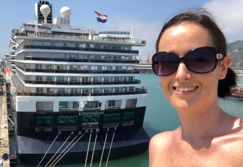 Jenni Fielding - cruise expert