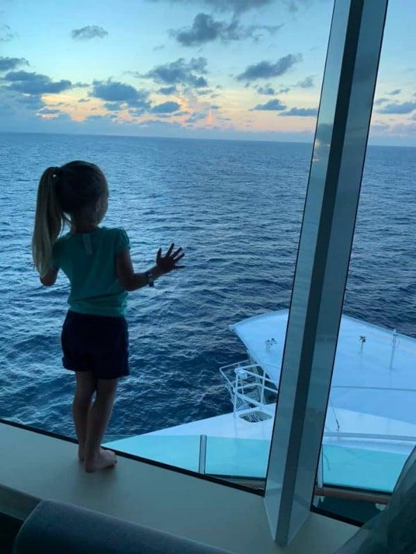 Mariner of the Seas Spacious Panoramic Ocean View Stateroom