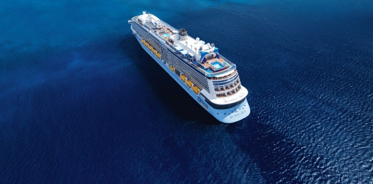 Anthem of the Seas - the best Royal Caribbean ship for kids under 5