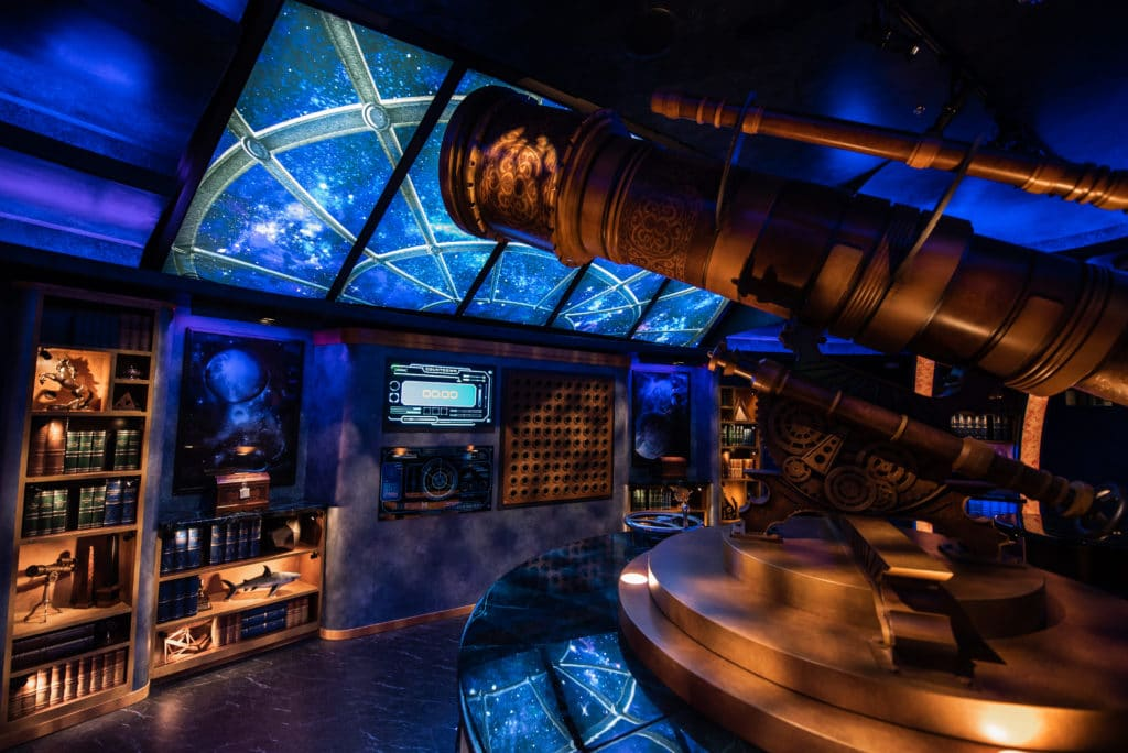 Royal Caribbean escape room