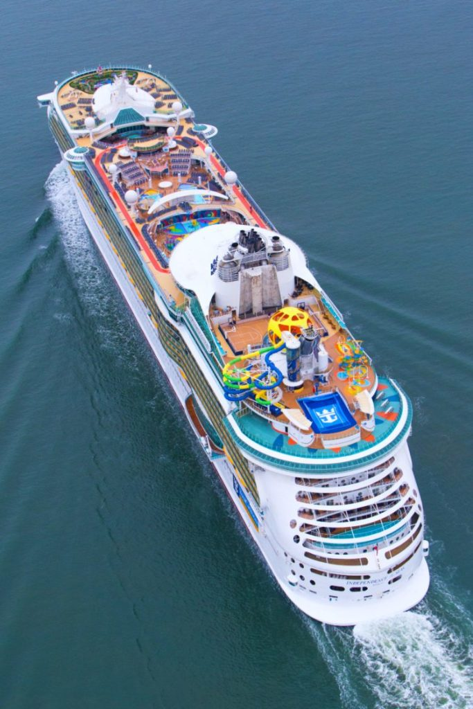 Indepenence of the Seas is one of the best Royal Caribbean ships for kids