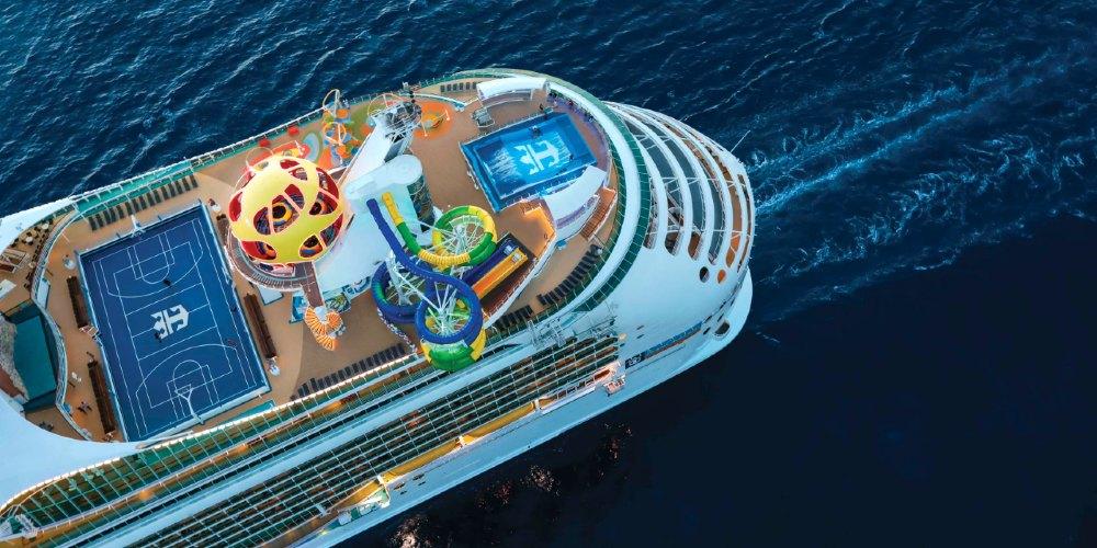 Best Royal Cariibean ships for kids
