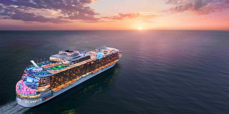 New Royal Caribbean cruise ship - Wonder of the Seas