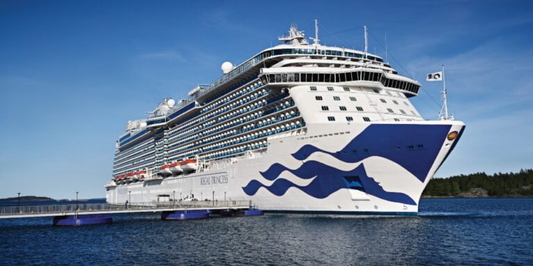 Princess Cruises from Southampton