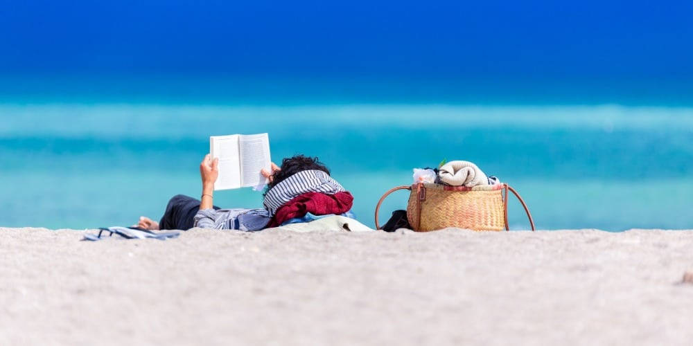 best books to take on a cruise