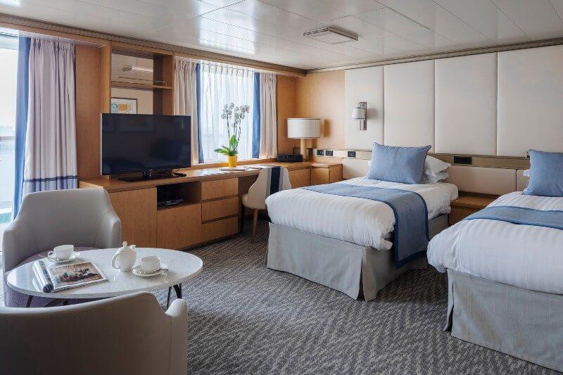 Suite on Arcadia
