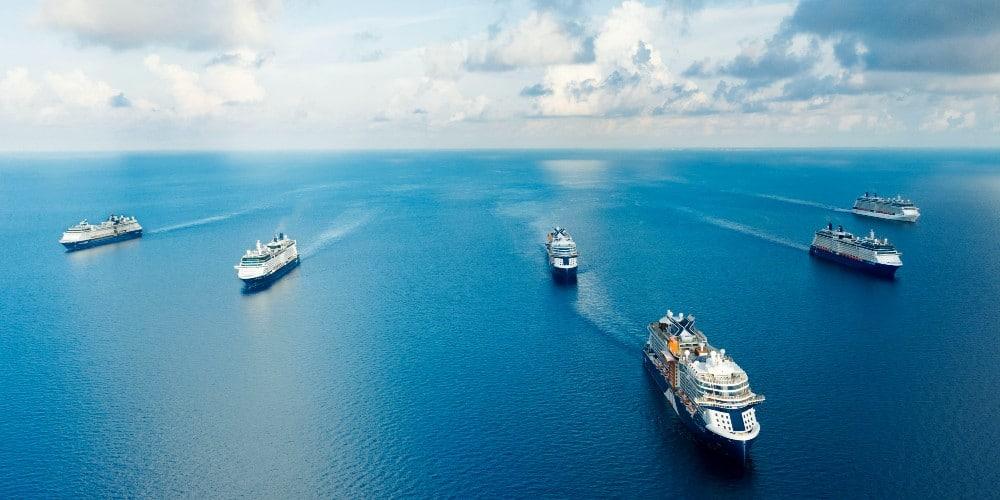 Celebrity Cruises fleet