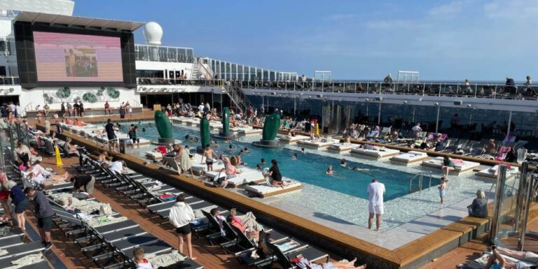 Why are MSC Cruises so cheap