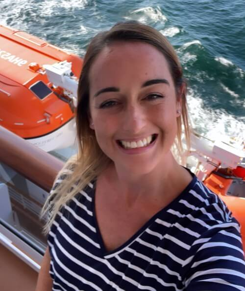 Jenni Fielding Cruise Mummy