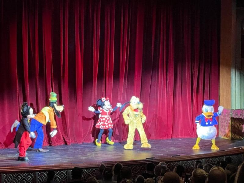 Disney Dreams Show