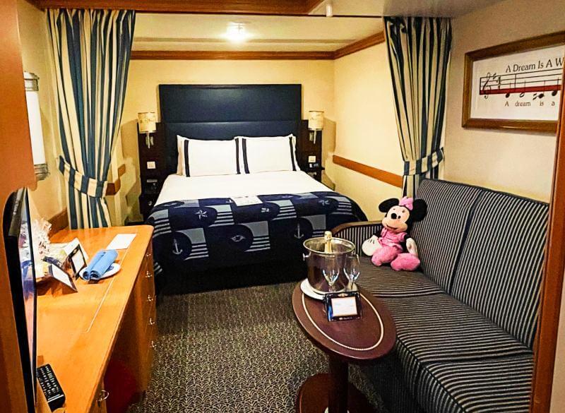 Disney Magic Inside Stateroom