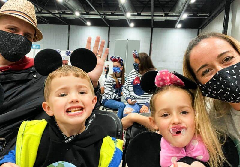 Boarding the Disney Magic in Liverpool