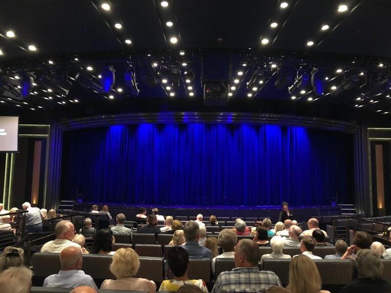 Headliner's Theatre on Britannia