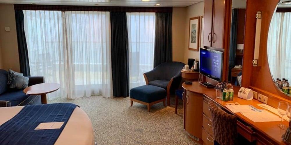 Royal Caribbean Junior Suite