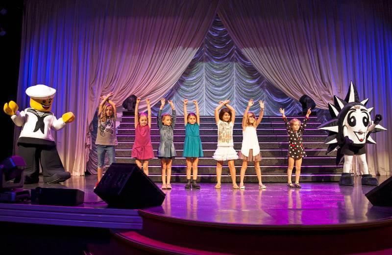 MSC Virtuosa kids club
