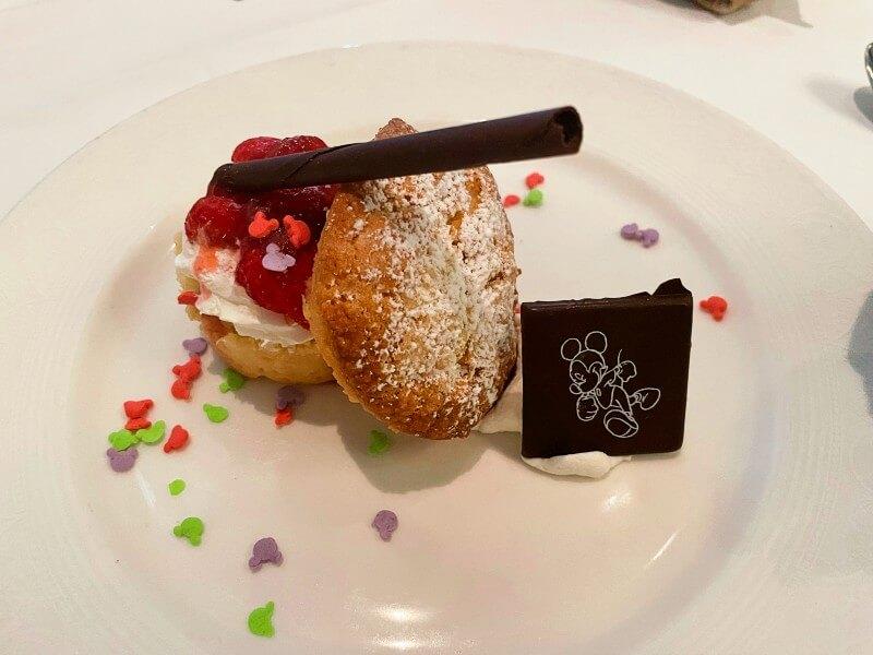 Lumere's Dessert