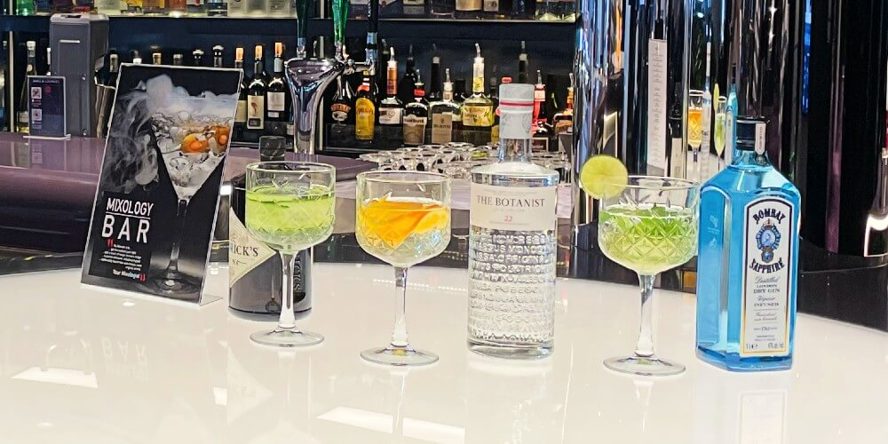 MSC Cruises drinks