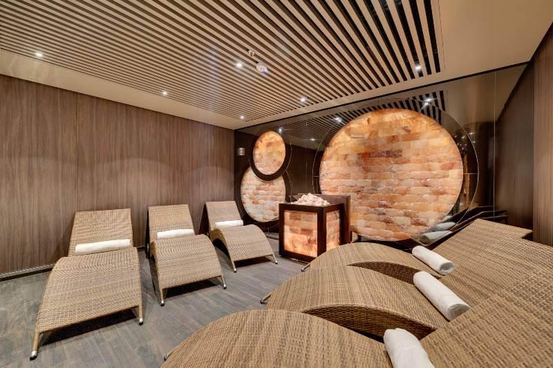 MSC Cruises Aurea spa