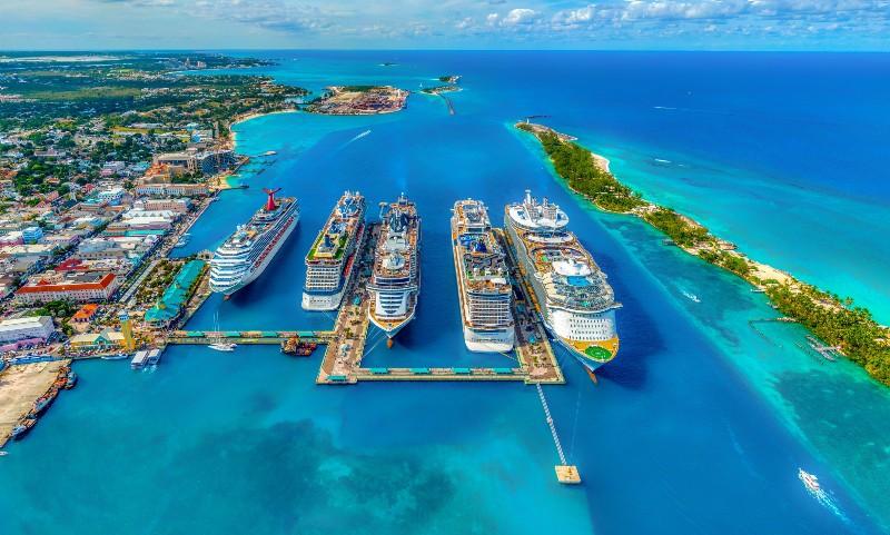 Nassau Bahamas cruise ships