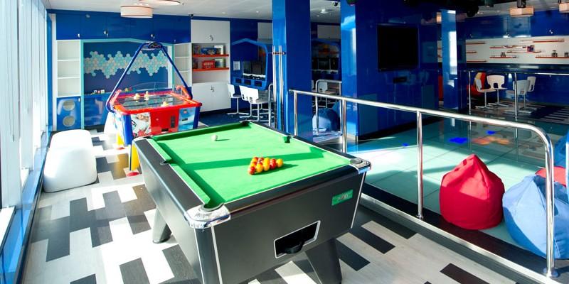 P&O Cruises kids club