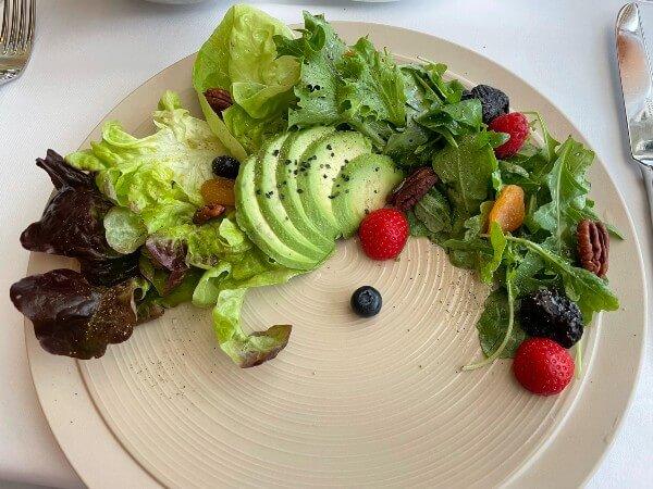 Palo vegan salad