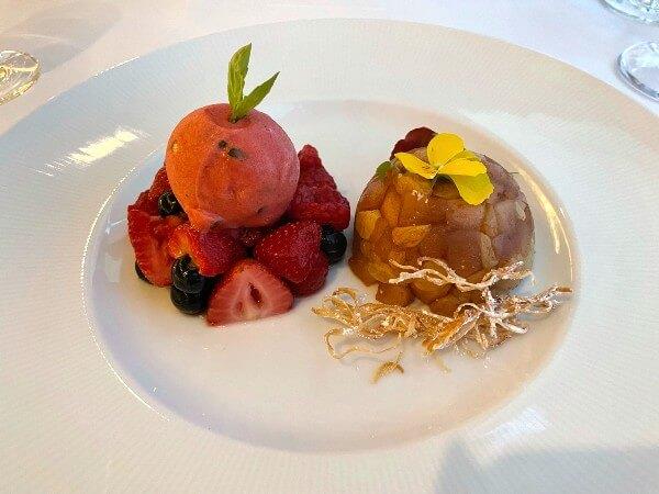 Palo vegan dessert