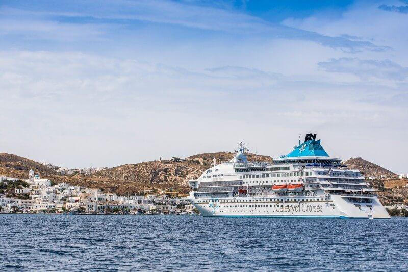 Cruising around the Greek Islands