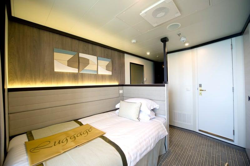 Britannia single cabin