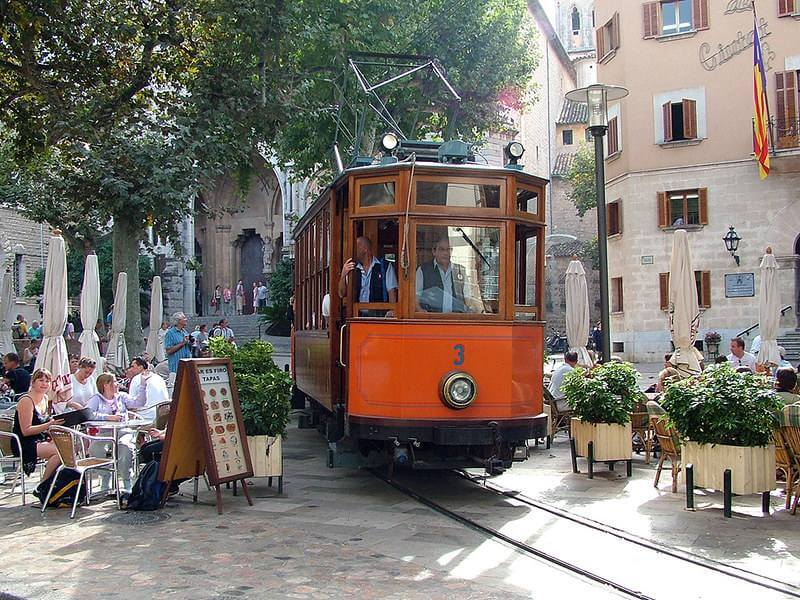 Soller tram