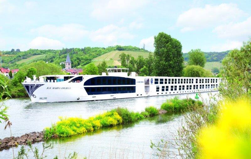 Uniworld river ship