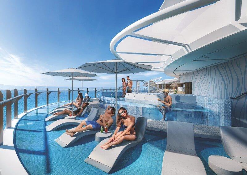 The Suite Sun Deck on Wonder of the Seas