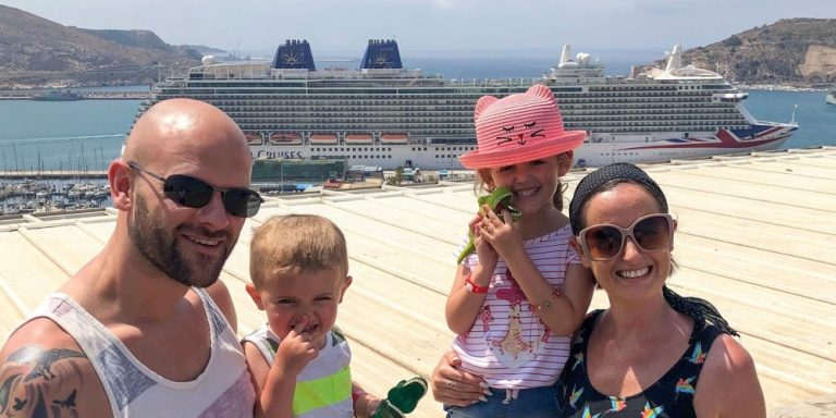 cruise for family of four