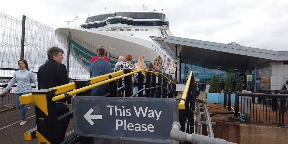 Cruise from Liverpool
