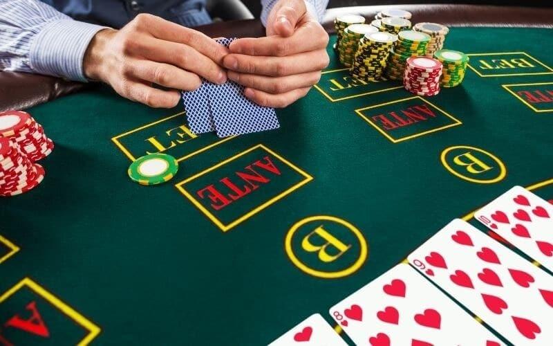 poker theme cruise
