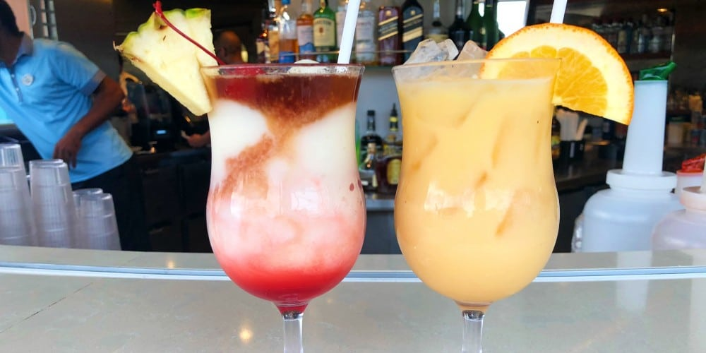 Royal Caribbean drinks prices
