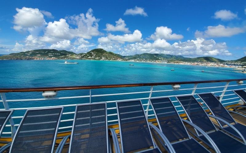 St Maarten cruise